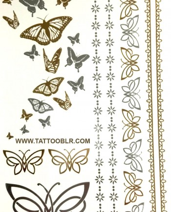 tatouage-temporaire-or-papillon