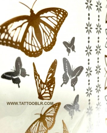tatouage-temporaire-or-papillon1